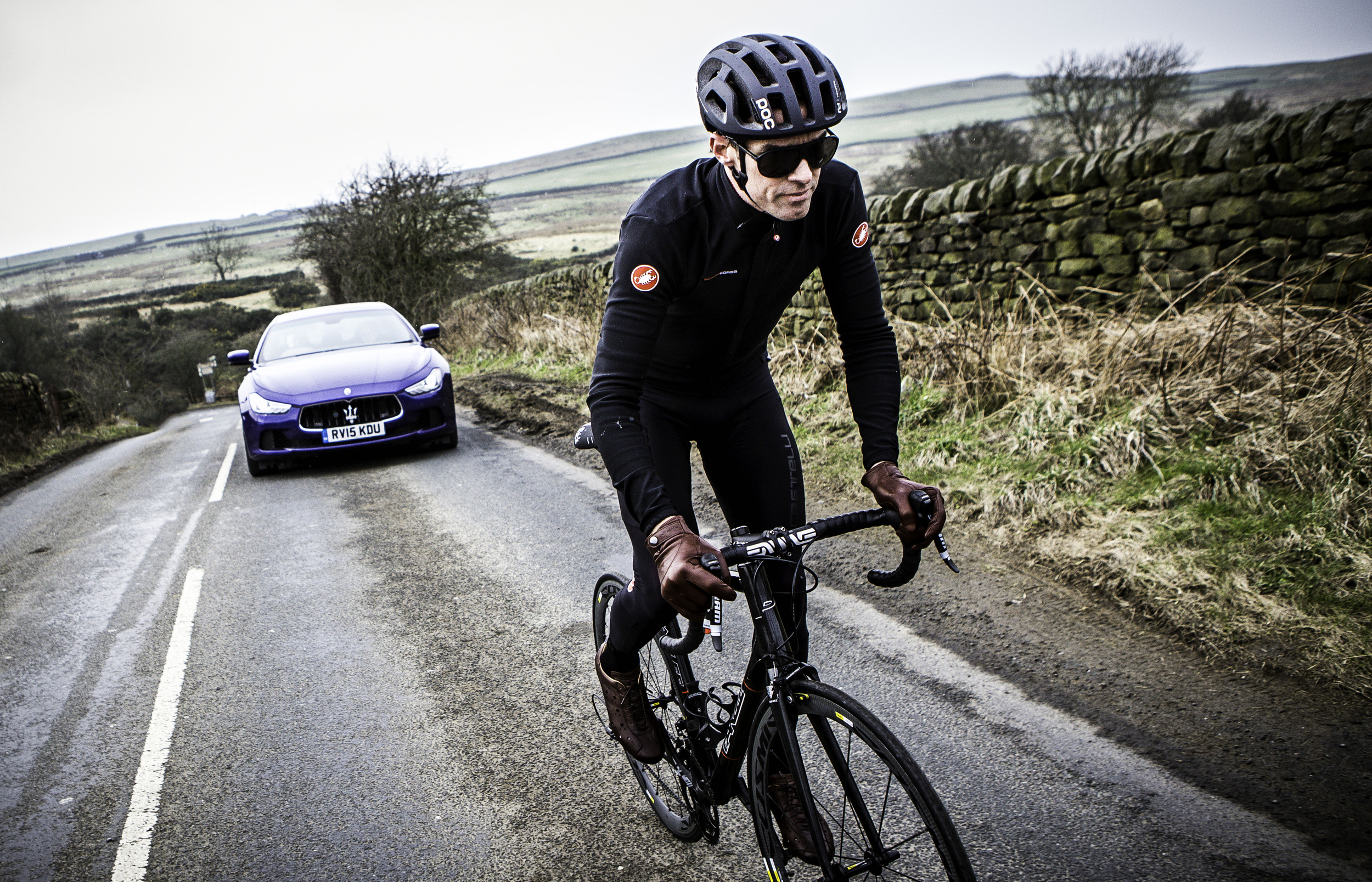 David Millar will be appearing at the Rouleur Classic Event from 19th-21st November