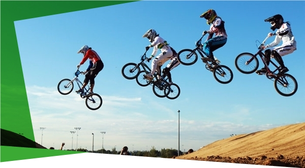 BMX Sessions at the VeloPark for children over half-term £18 for 7 - 16 year-olds