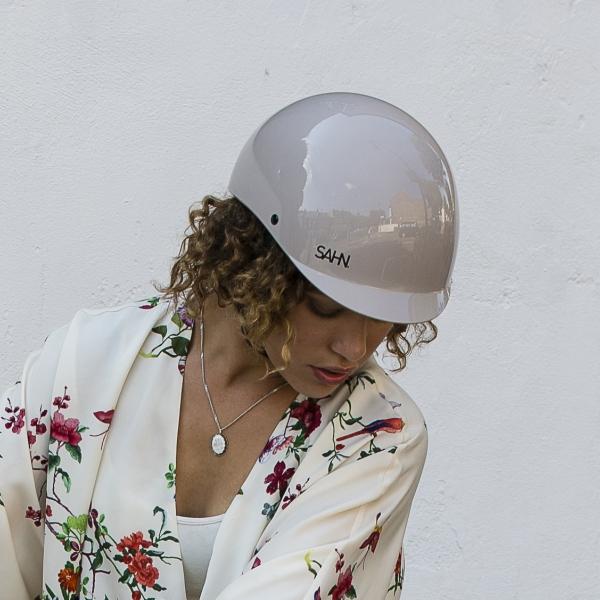 The Sahn gloss helmet from Cyclechic