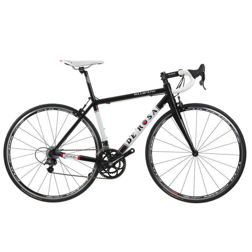 The beautiful De Rosa Milanino road bike - yours for £1,699 from Tweeks but only in 57.5cm!