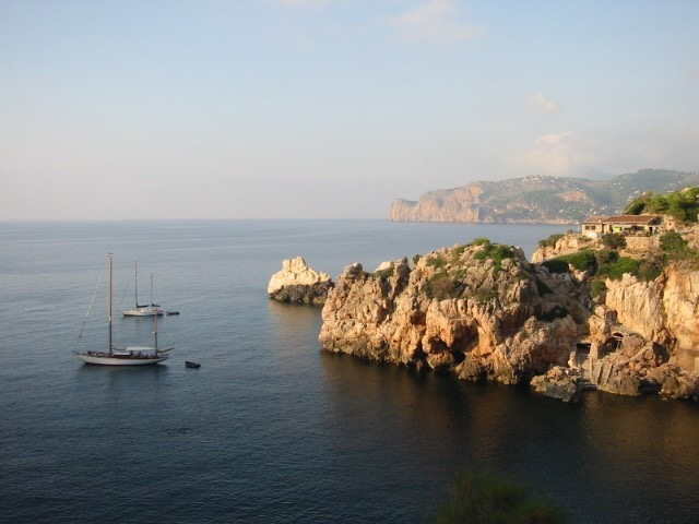 Majorca's rugged coastline provides the perfect backdrop for cycling holidays in the winter and spring