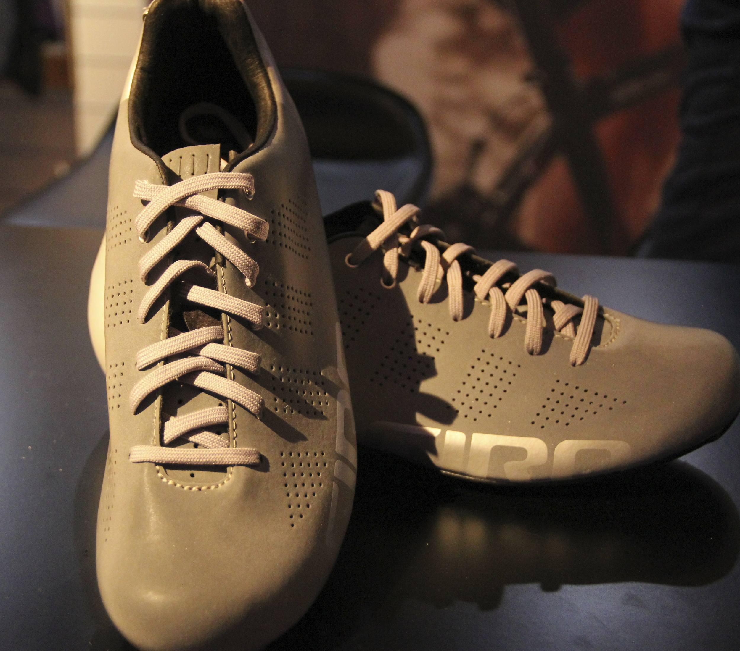 Giro reflective shoes