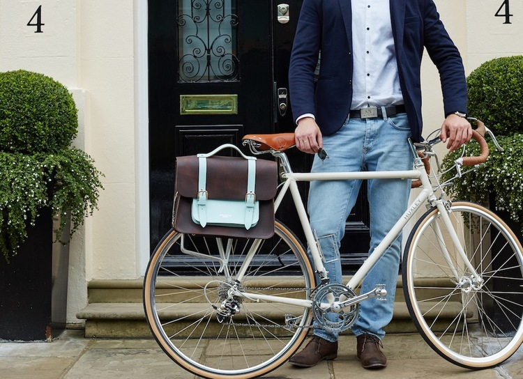Hill & Ellis Don Bike Bag