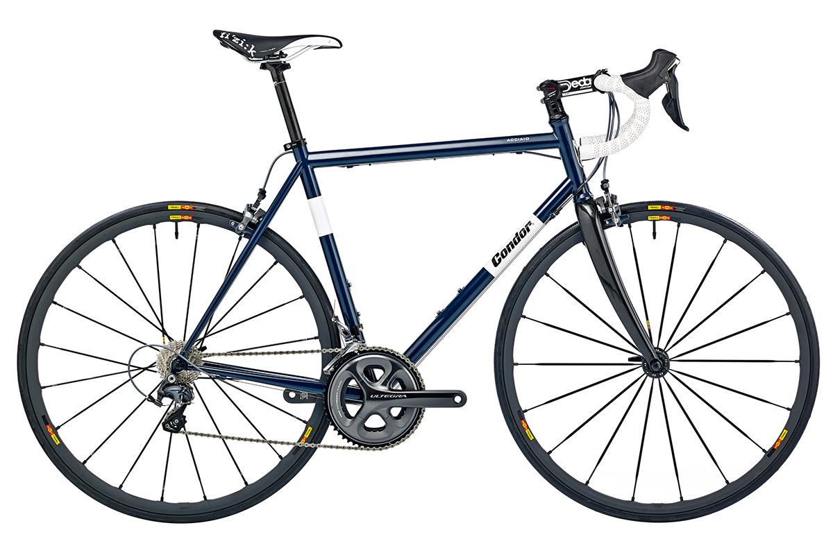 Condor cycles Acciaio £899.00 for the frame set fantasy Winter Bike