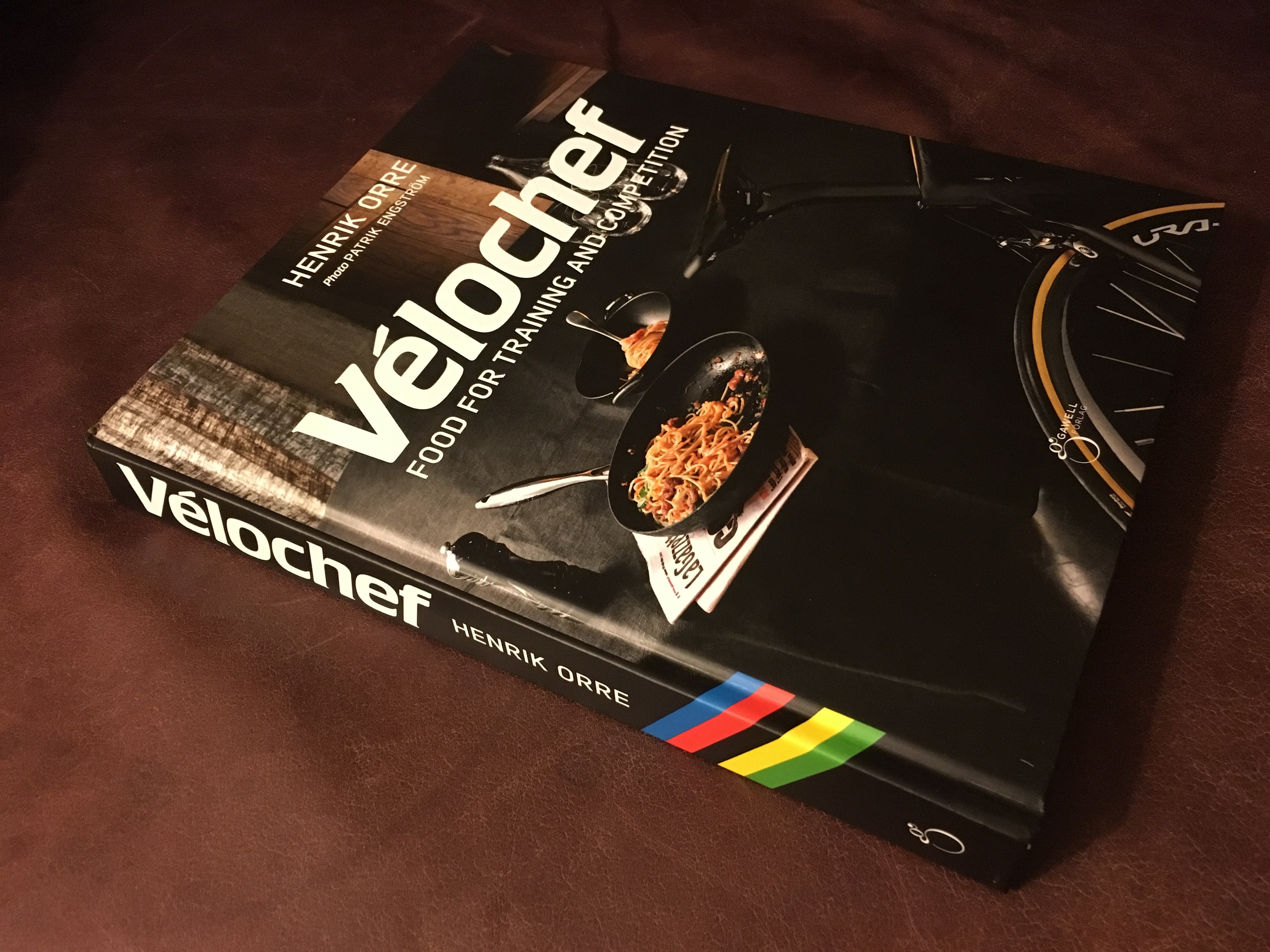 Vélochef - Food for Training and Competition