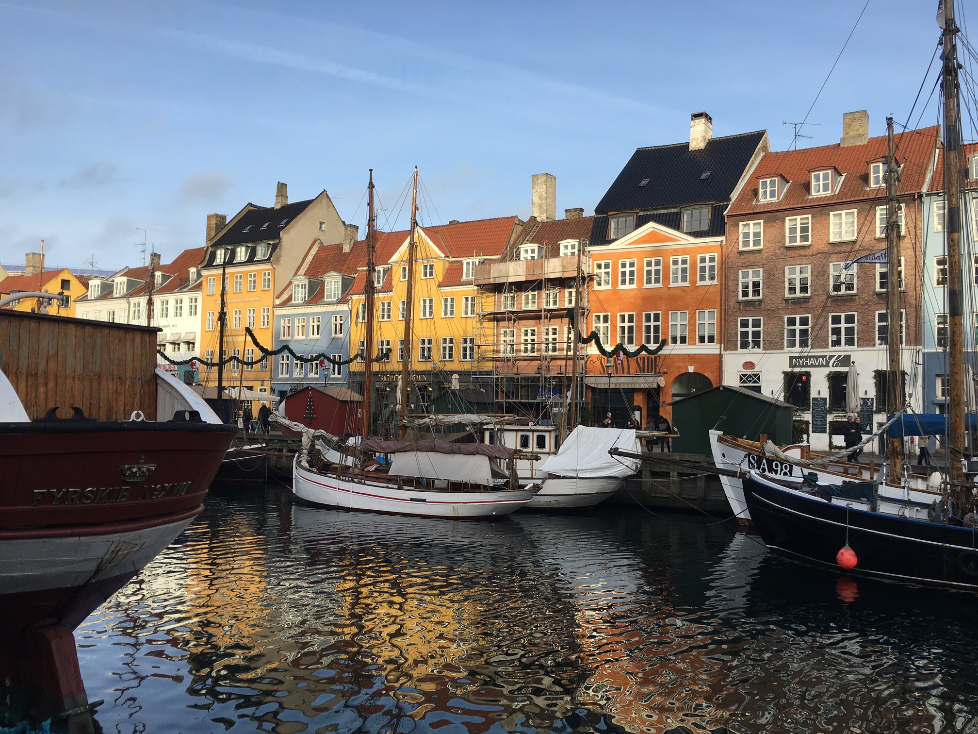 Postcard perfect - Nyhavn