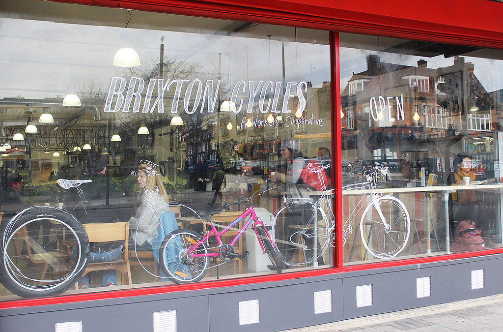 Brixton Cycles