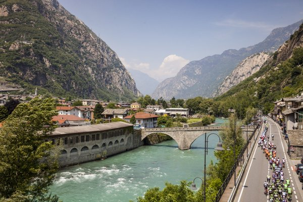 The 99th Giro d'Italia starts today