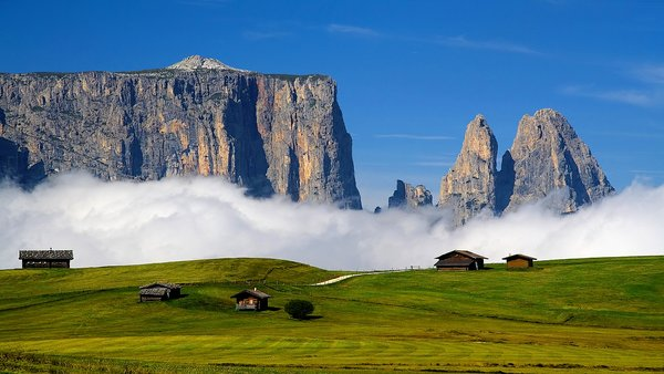 Expect stunning scenery when the Giro reaches the Dolomites    All images courtesy of Giro d'Italia