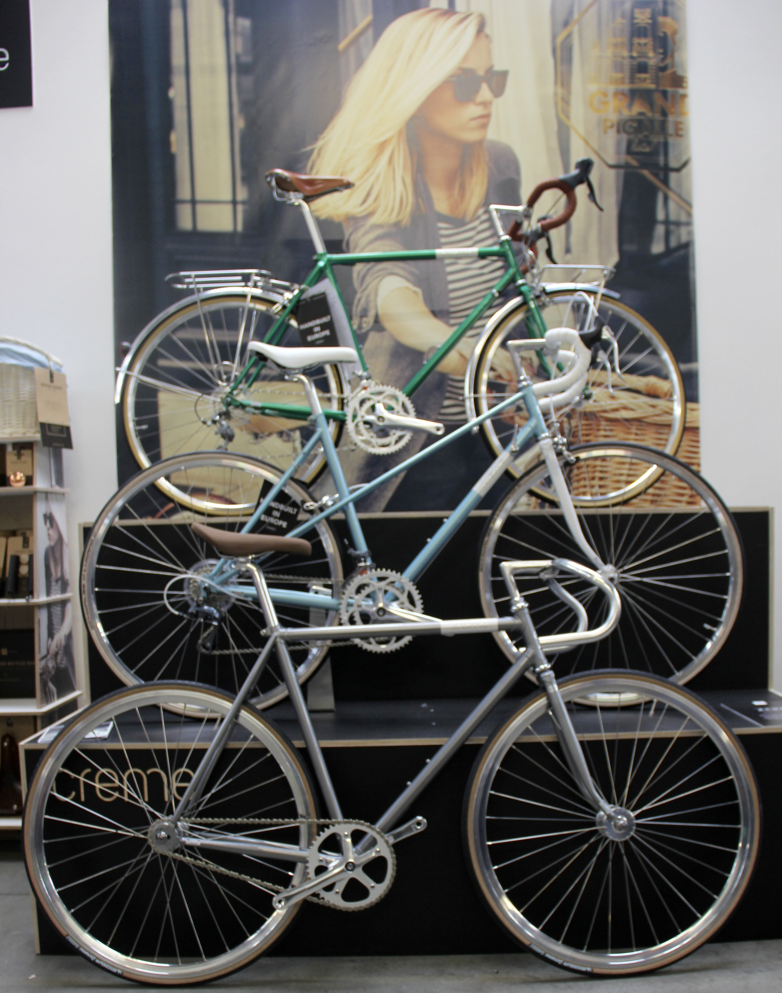 Polish cycle manufacture Creme