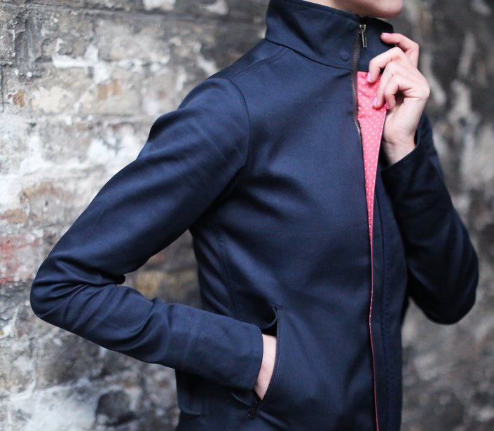 Lumo create stylish, urban cycle clothing for men and women