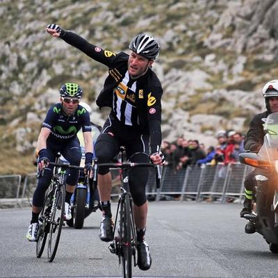 Steve Cummings, the Merseyside Missile. More solo stage wins to come?
