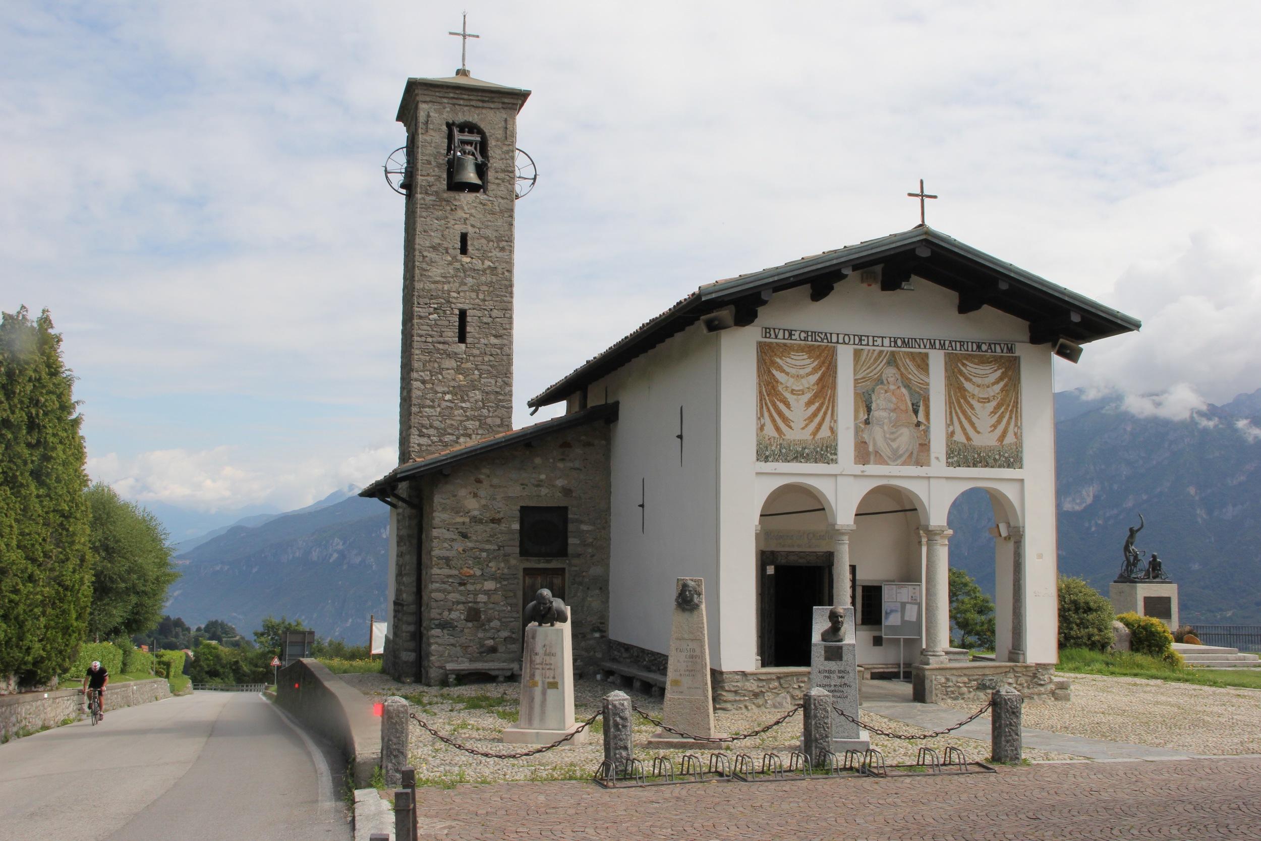 The Madonna del Ghisallo