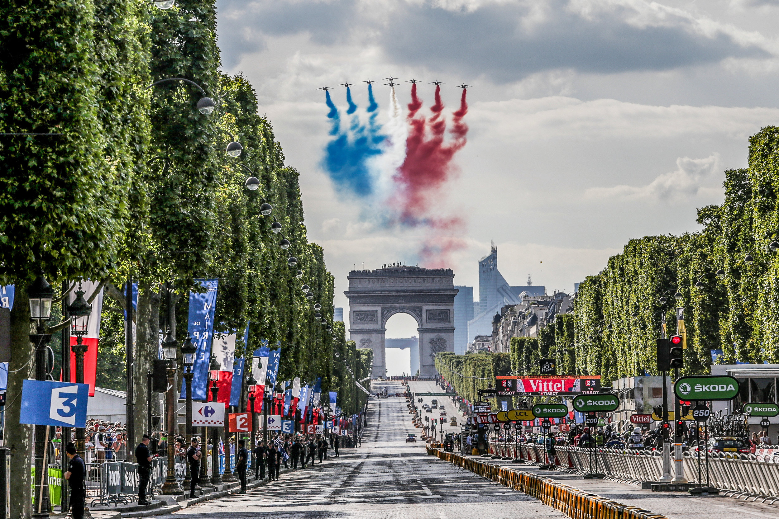 The Finale in Paris
