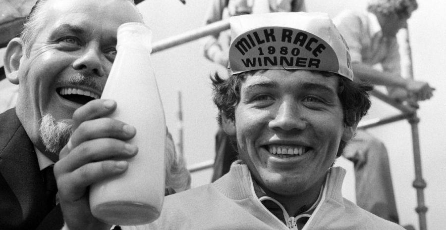 The Milk Race was launched in 1958