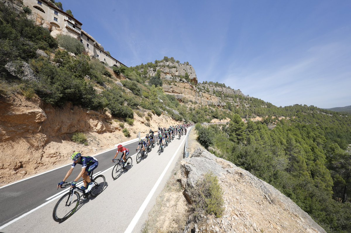 It's been a brilliant Vuelta for fans but brutal for the riders