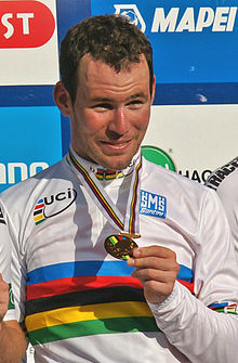 A second Rainbow Jersey for our favourite Manxman?