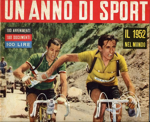 Coppi and Bartali had a legendary rivalry