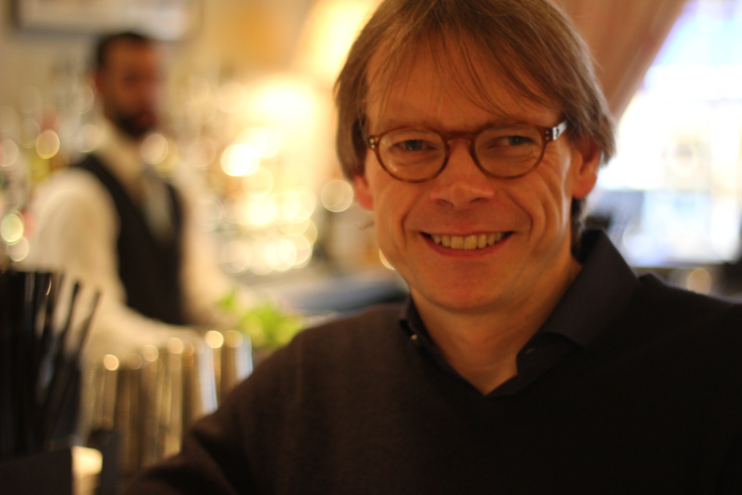Dr Hutch chats to Ride Velo in Covent Garden