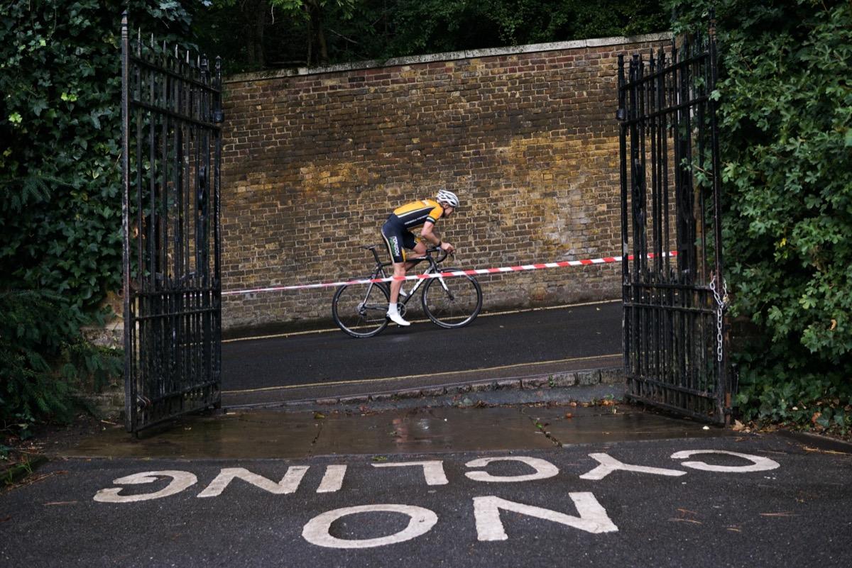 Andrew Laity's photo of Swain's Lane impressed