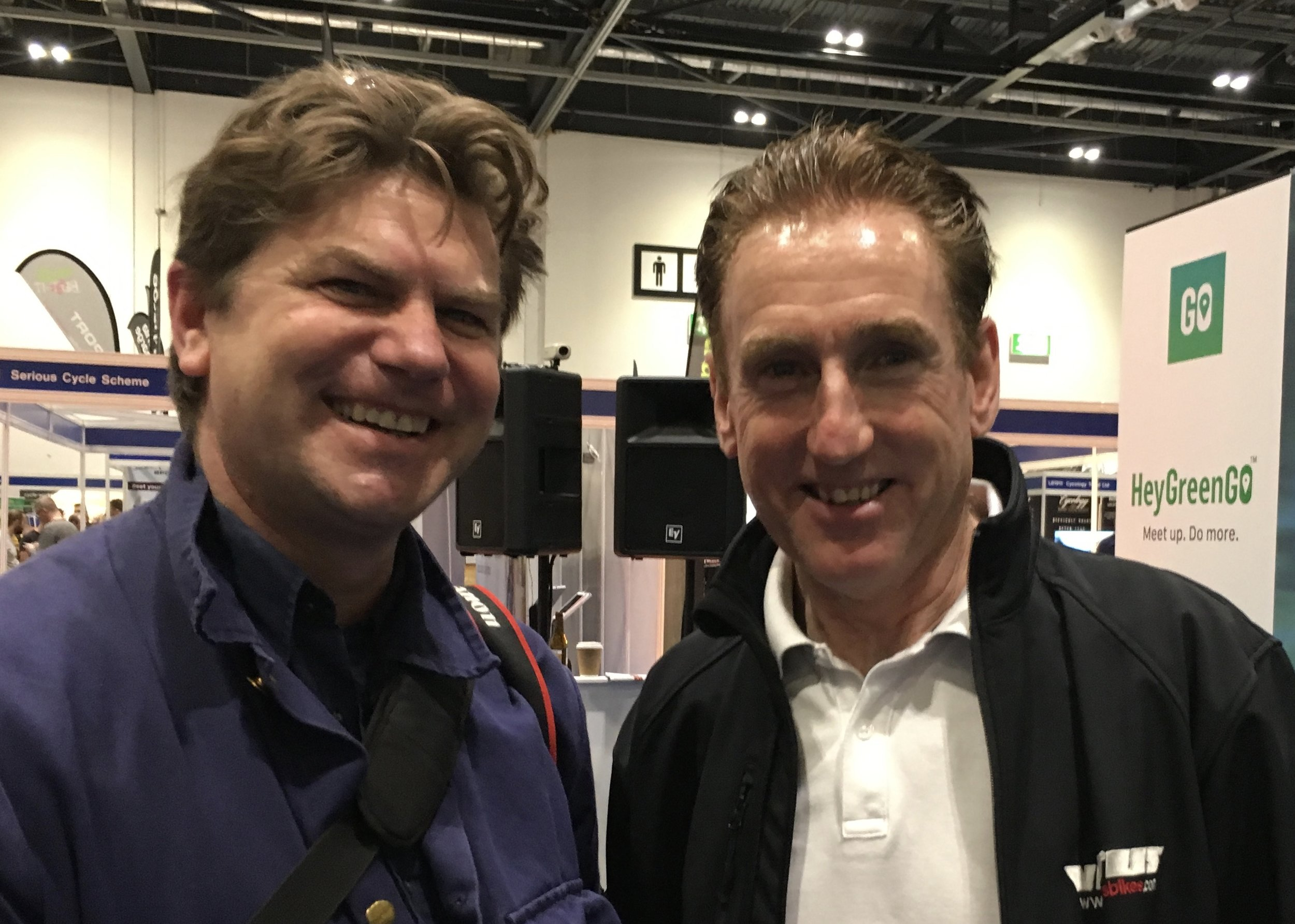 Ride Velo caught up with Sean Kelly at The Bike Show in London