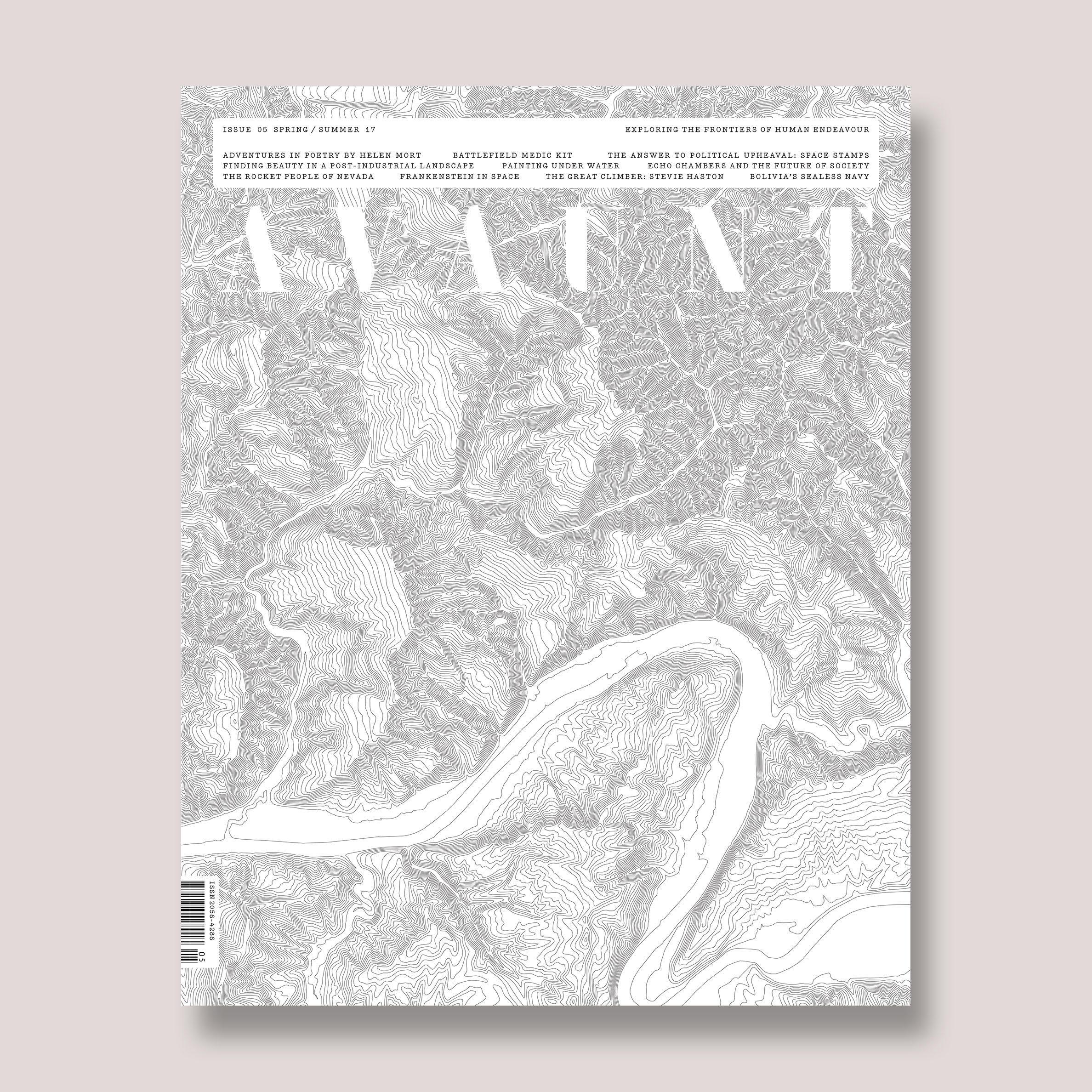 Avaunt Magazine Issue 5
