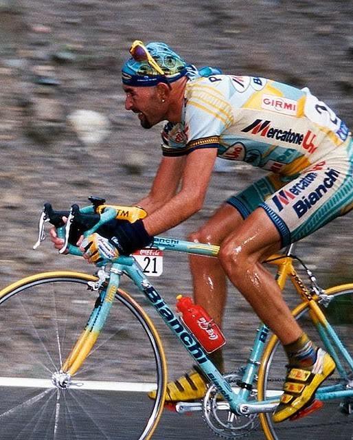 The Pirate embodies the spirit of the Giro