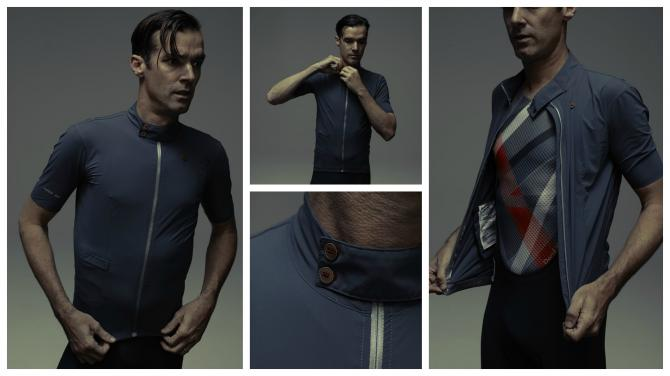 A stylish MAMIL: Middle Aged Millar in Lycra
