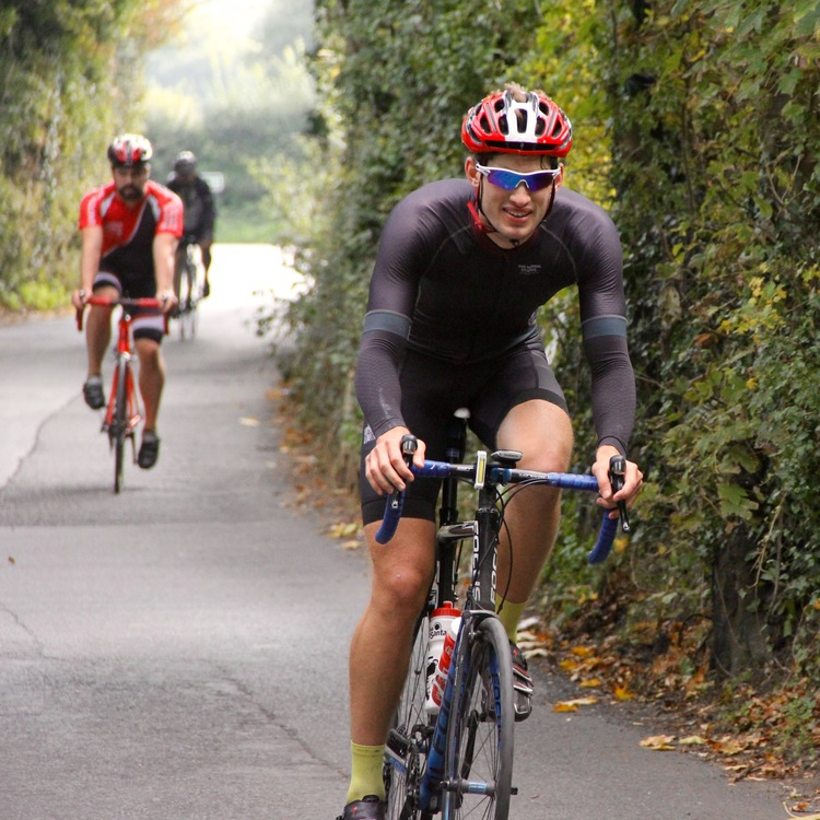 """Amateur riders """"increasingly employ pro trappings, including trainers, soigneurs and spare bikes"""""""