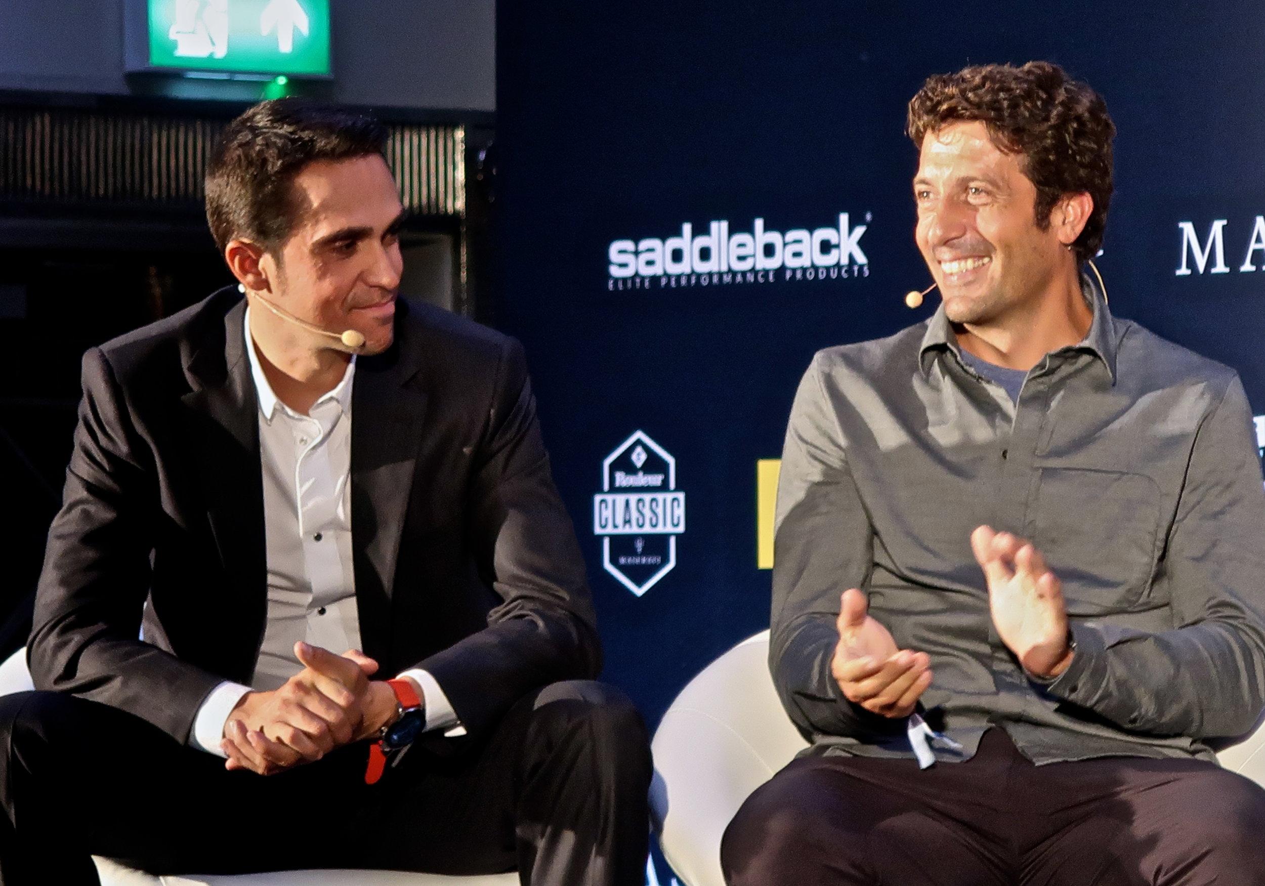 Contador and Flecha