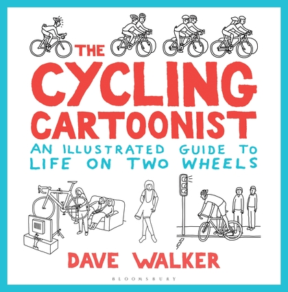 the cycling cartoonist dave walker