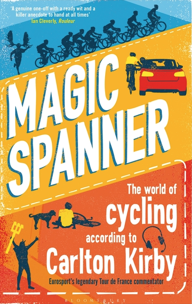 Magic Spanner  is published on 13th June by Bloomsbury