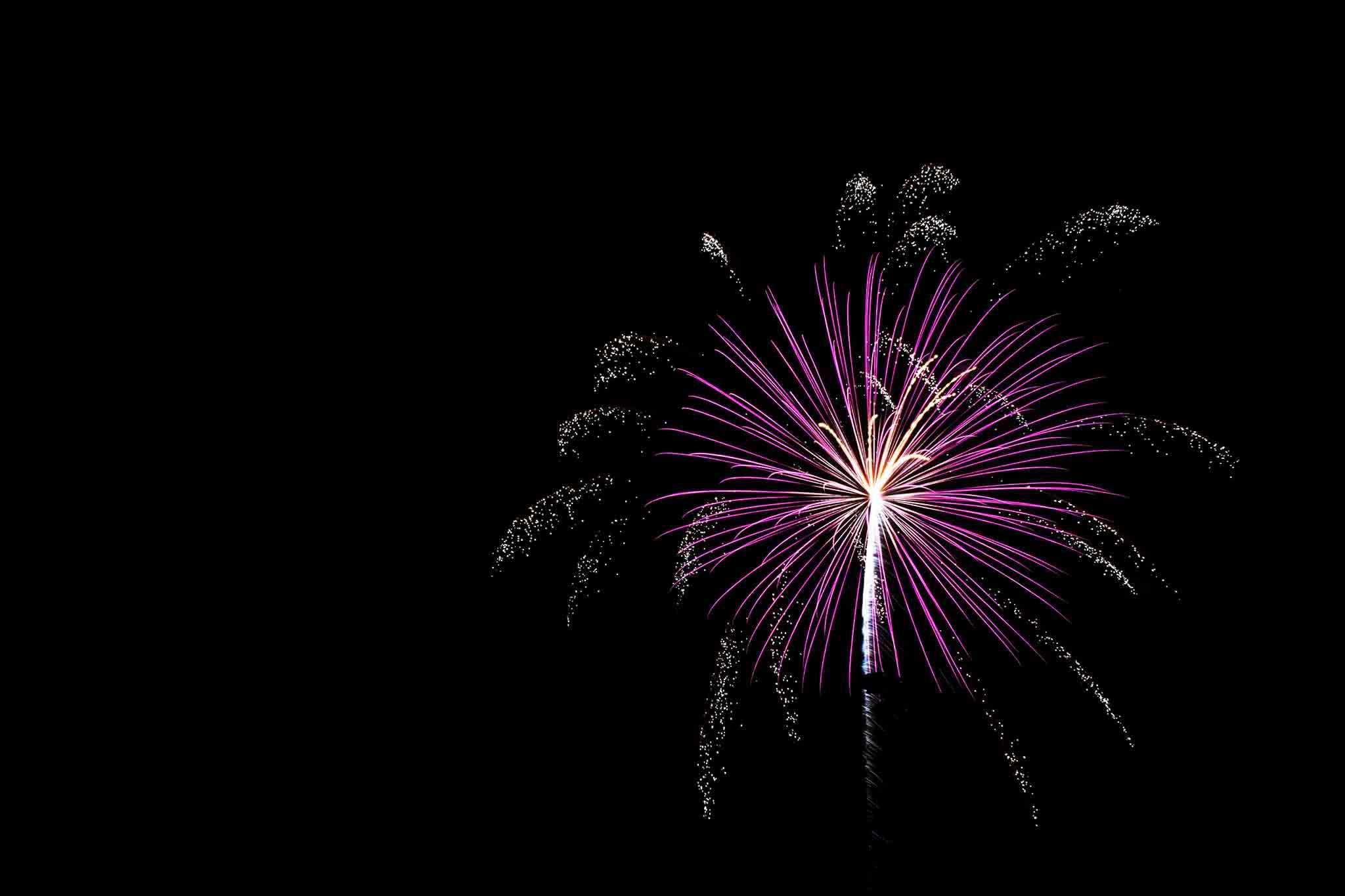 Amazing Fireworks