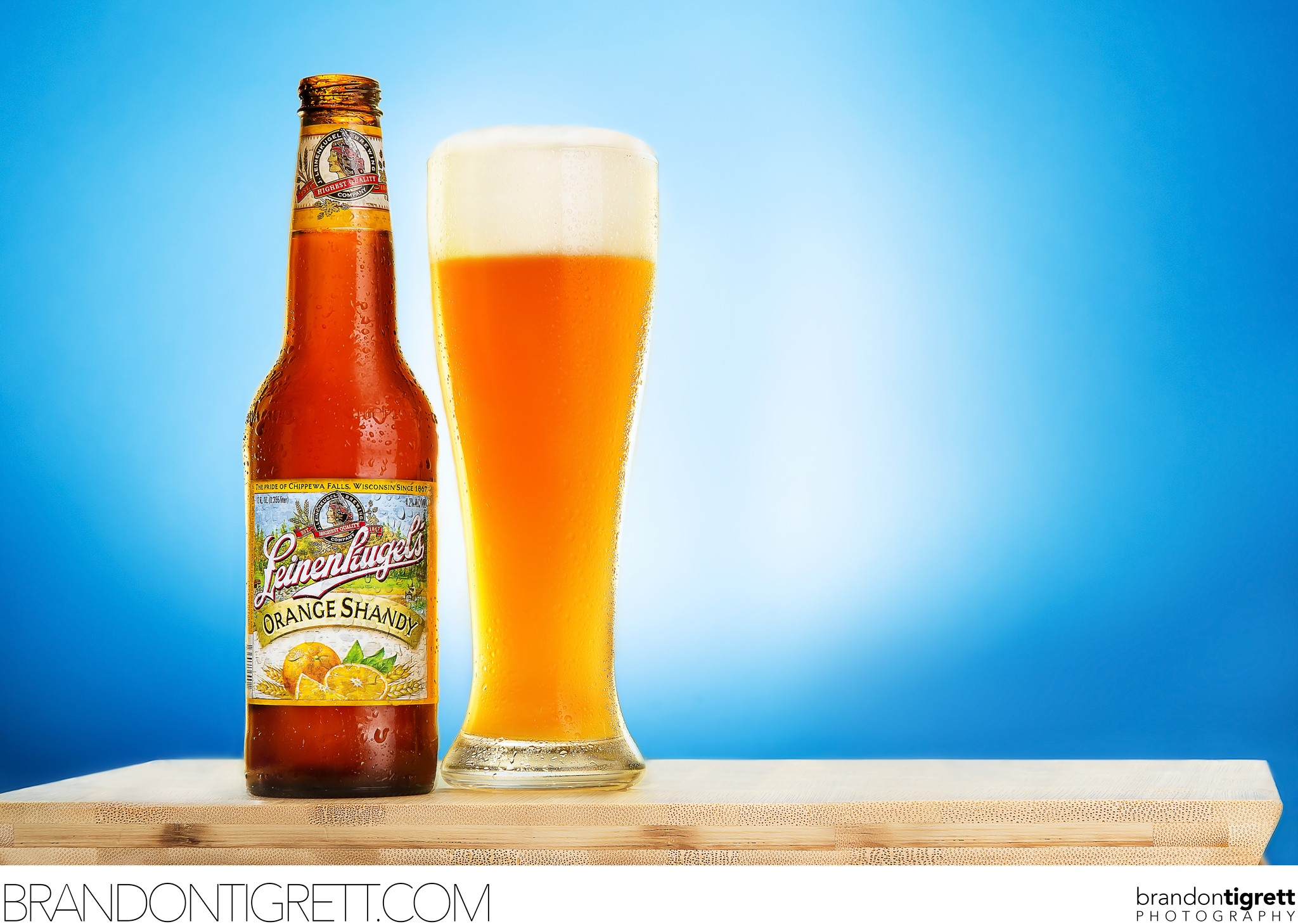 Leinenkugel Advertising Photo - Brandon Tigrett Photography - Scottsdale AZ