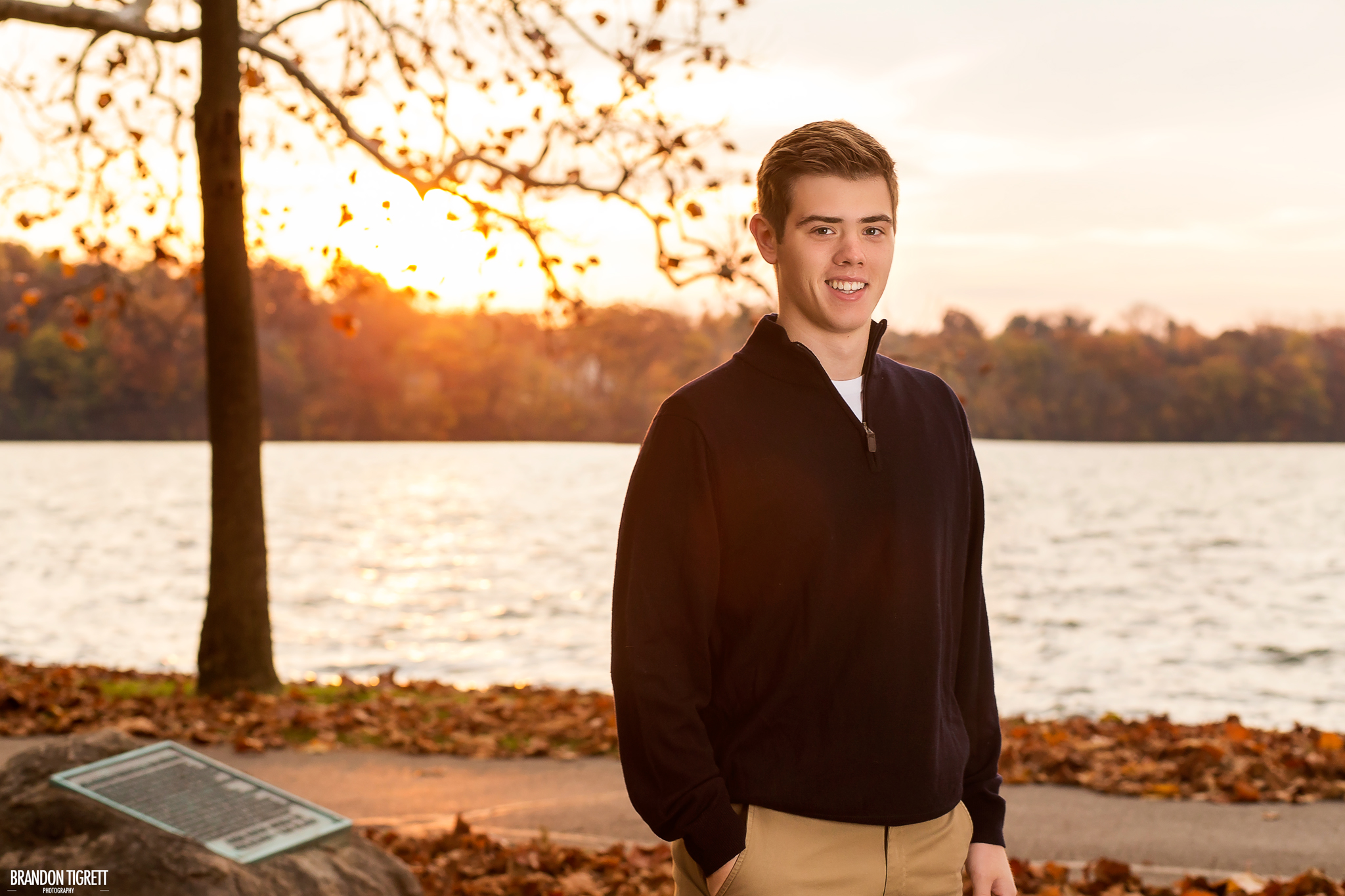 Senior Portrait -Lake Maxinkuckee
