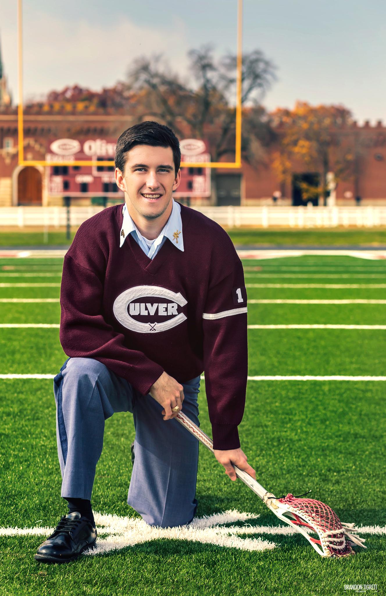 Culver Academy Senior 2015 - lacrosse