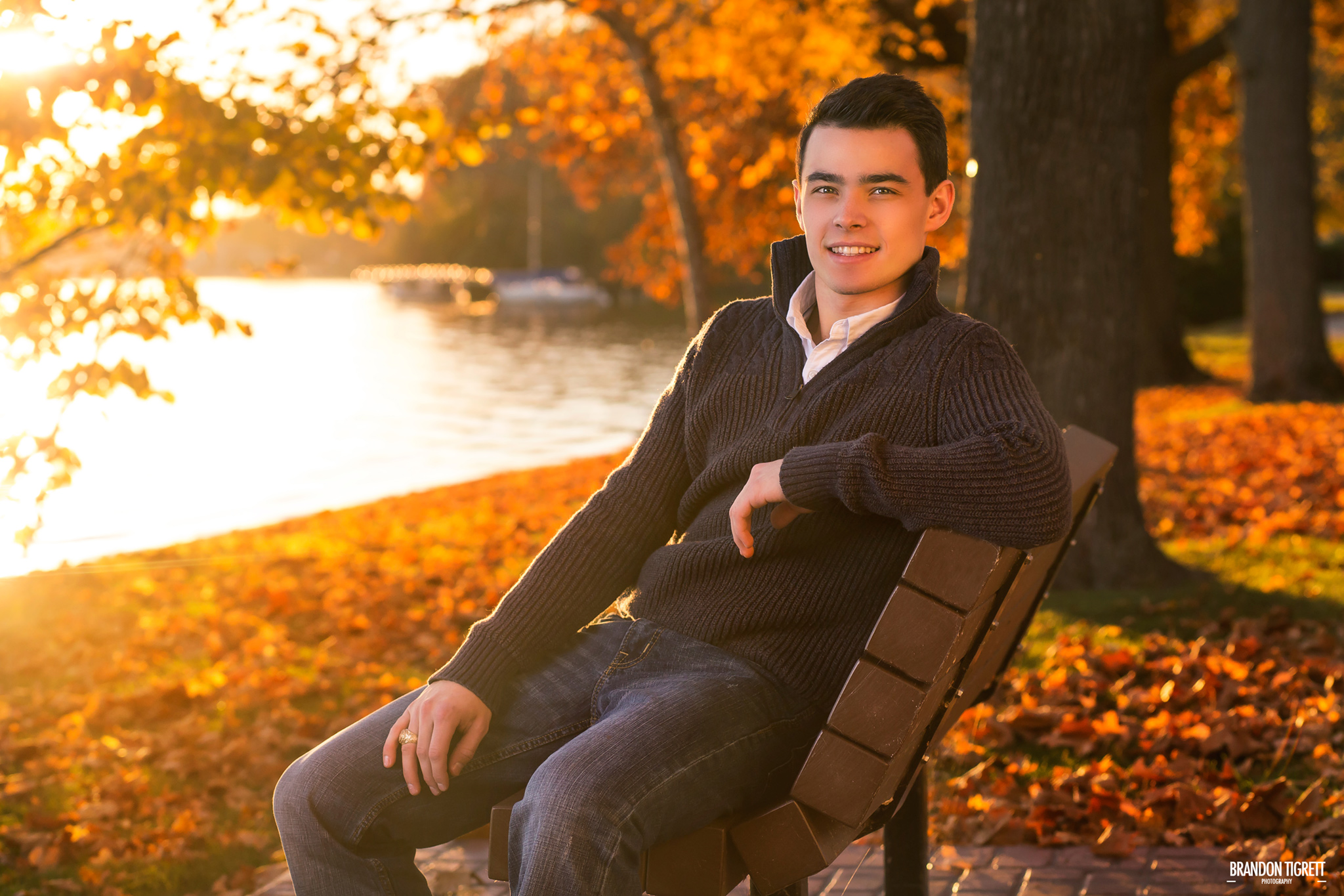 Karch Bachman - 2015 Culver Academy Senior Photos