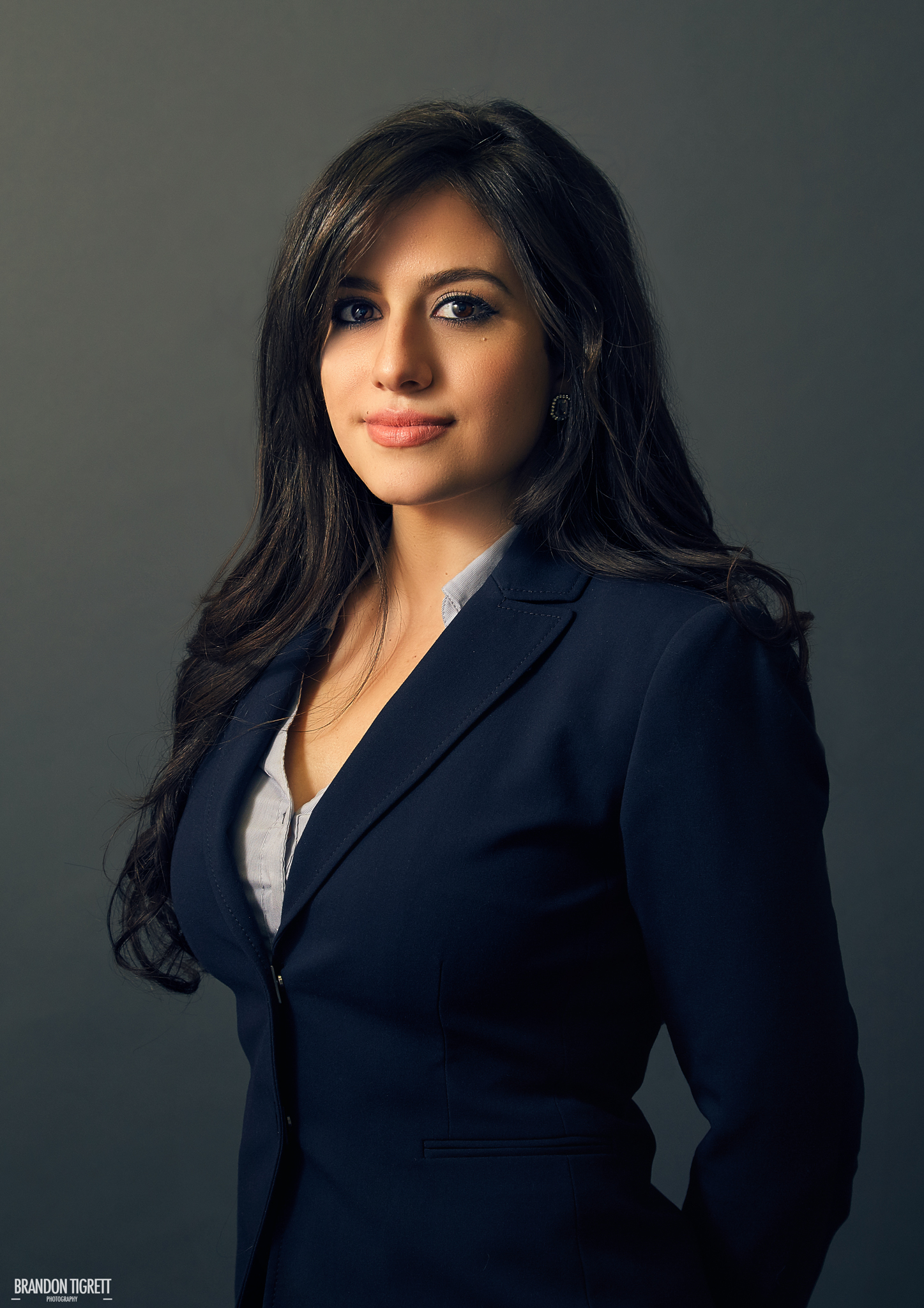 Professional Attorney's Headshot