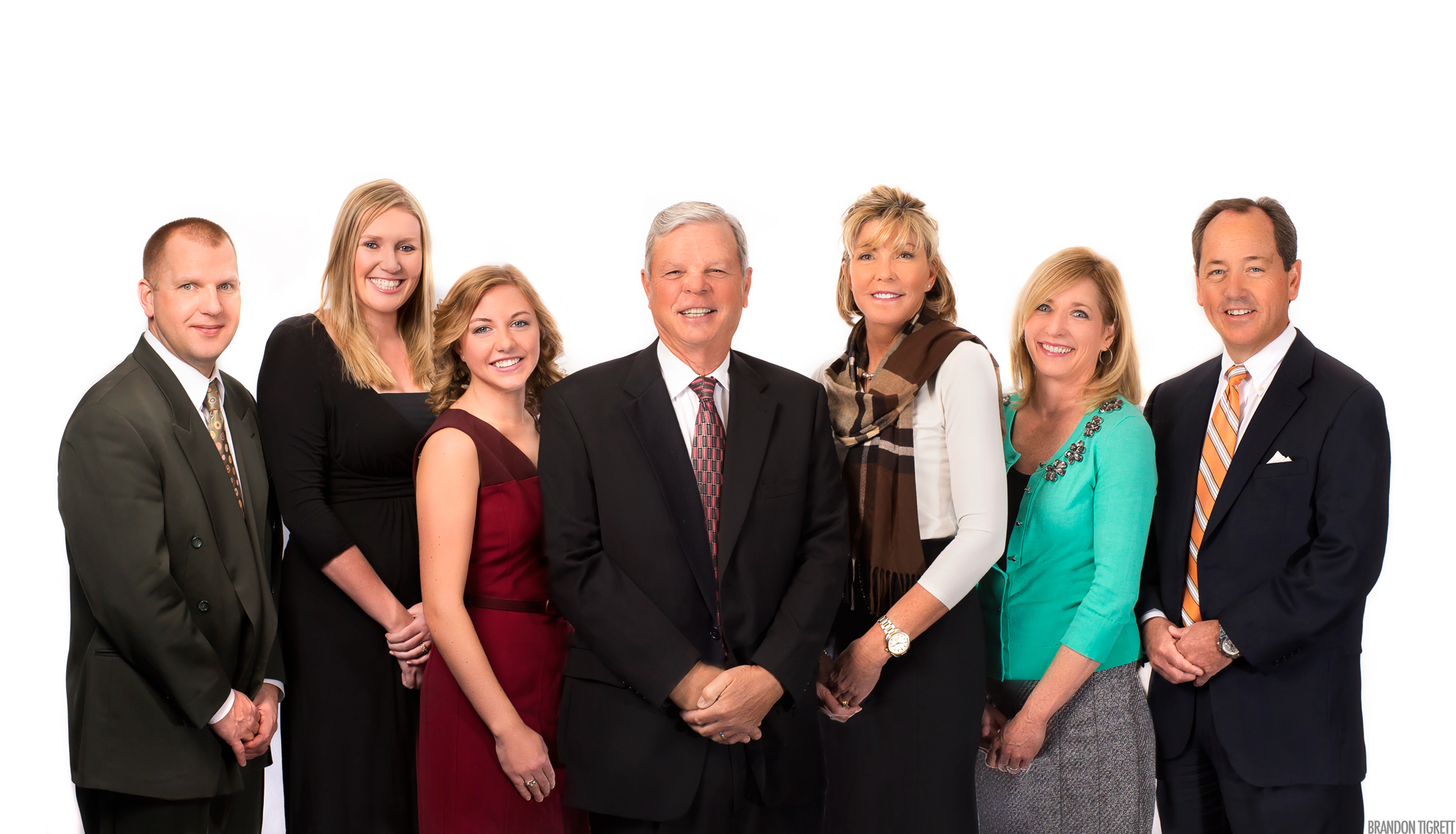 MetLife Group Corporate Headshots
