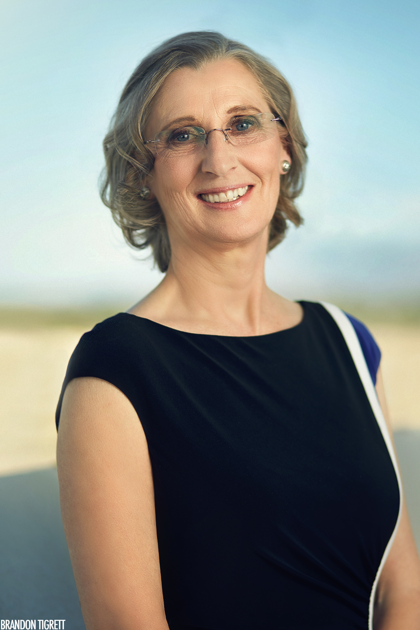 Cancer Treatment Center Of America - Jill Fargo Portrait