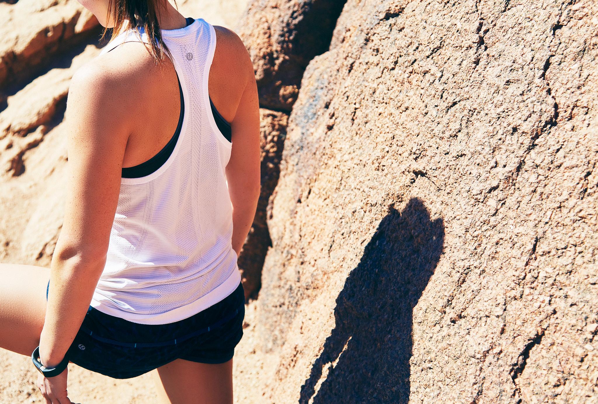 Phoenix Commercial Photographer LuluLemon Athlete