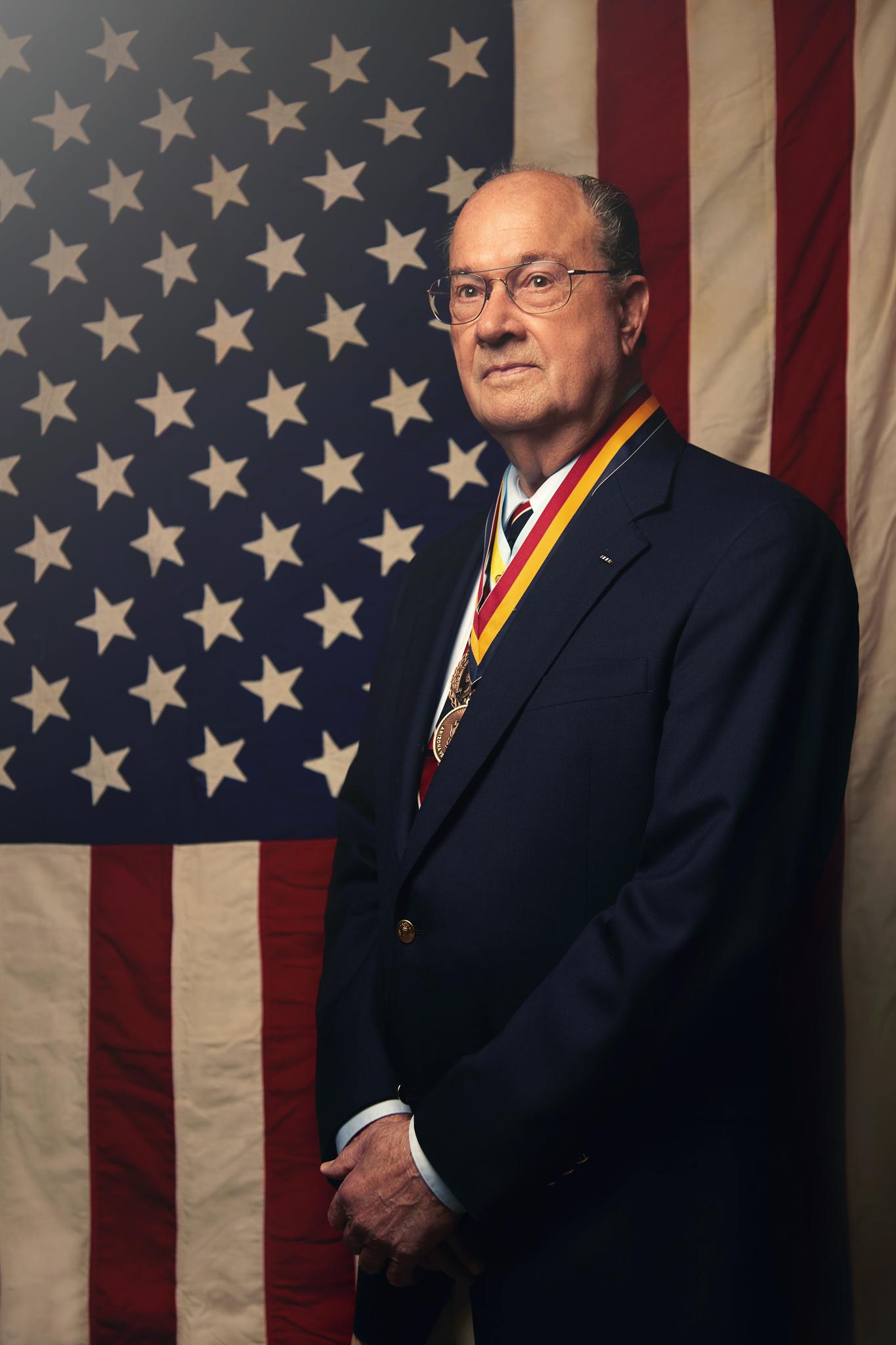 Army Special Forces Veteran Jim Morris