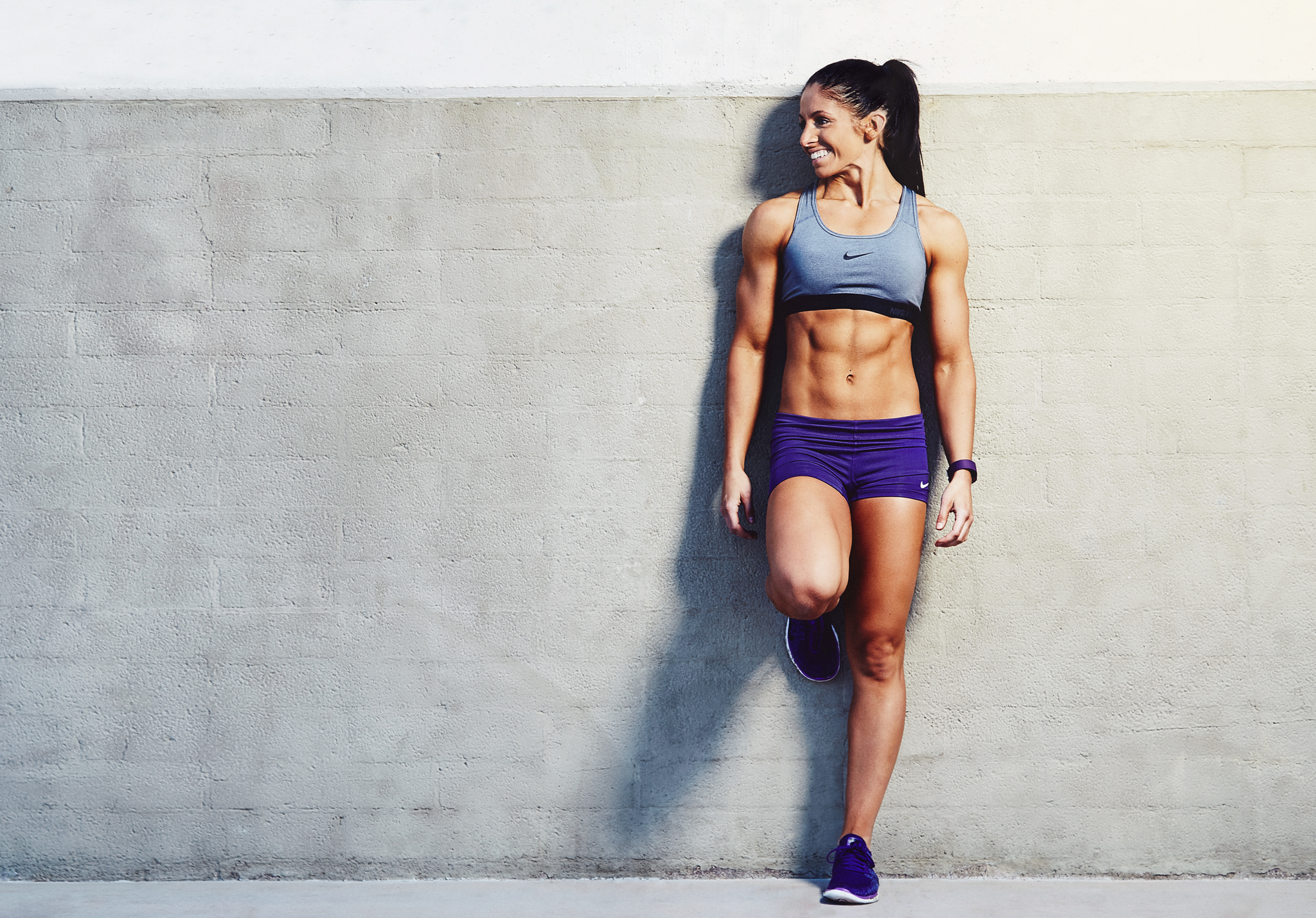 Nike Fitness Model - April Bleicher