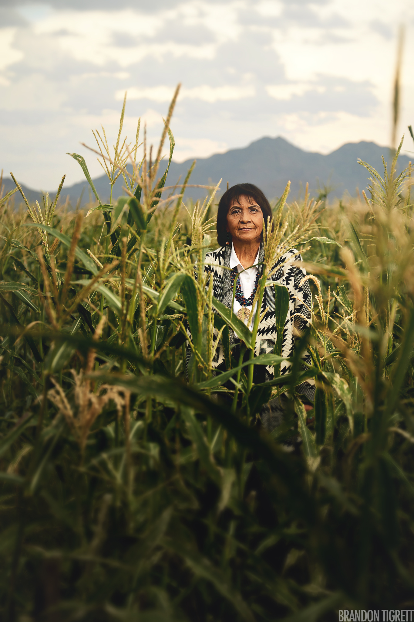 EatingWell Magazine Tastemakers - Ramona Farms - Environmental Portrait - Editorial