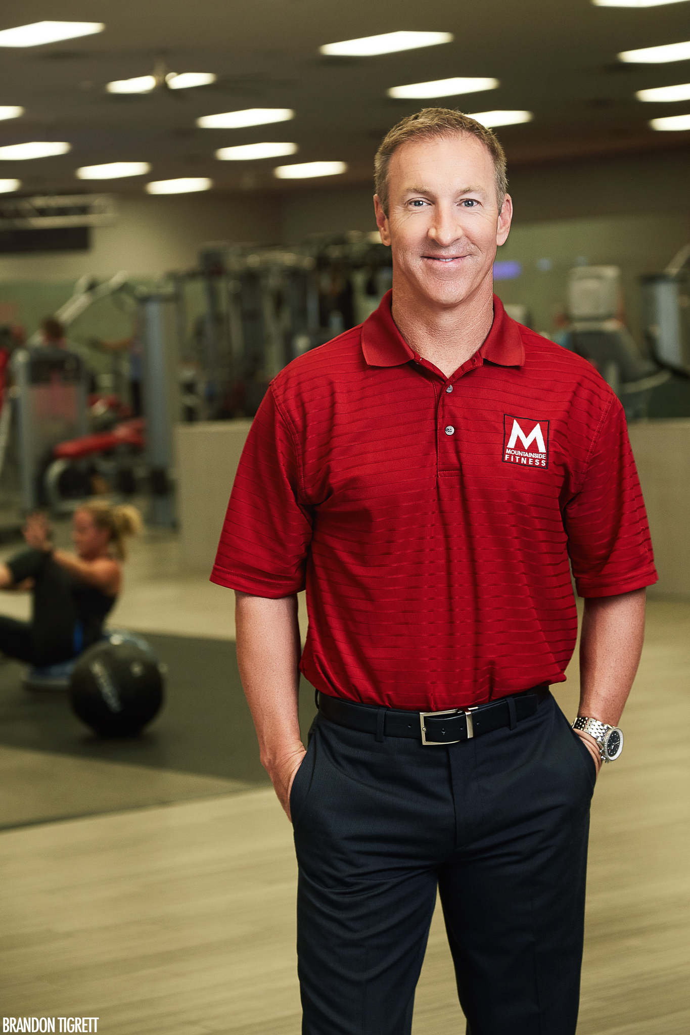 Club Solutions Magazine - Mountainside Fitness Tom Hatten - Gym Owner