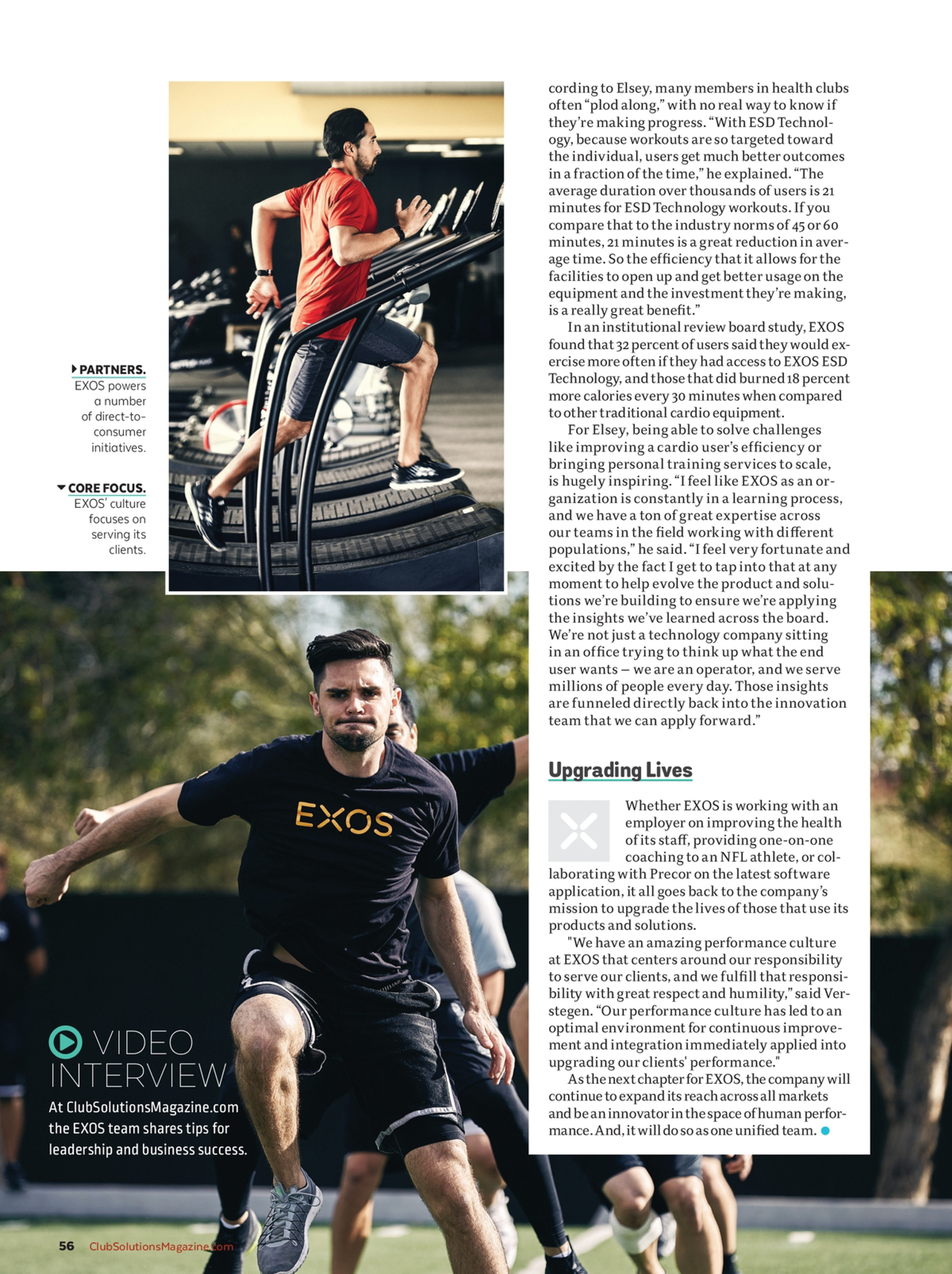 Phoenix Fitness Editorial Photographer