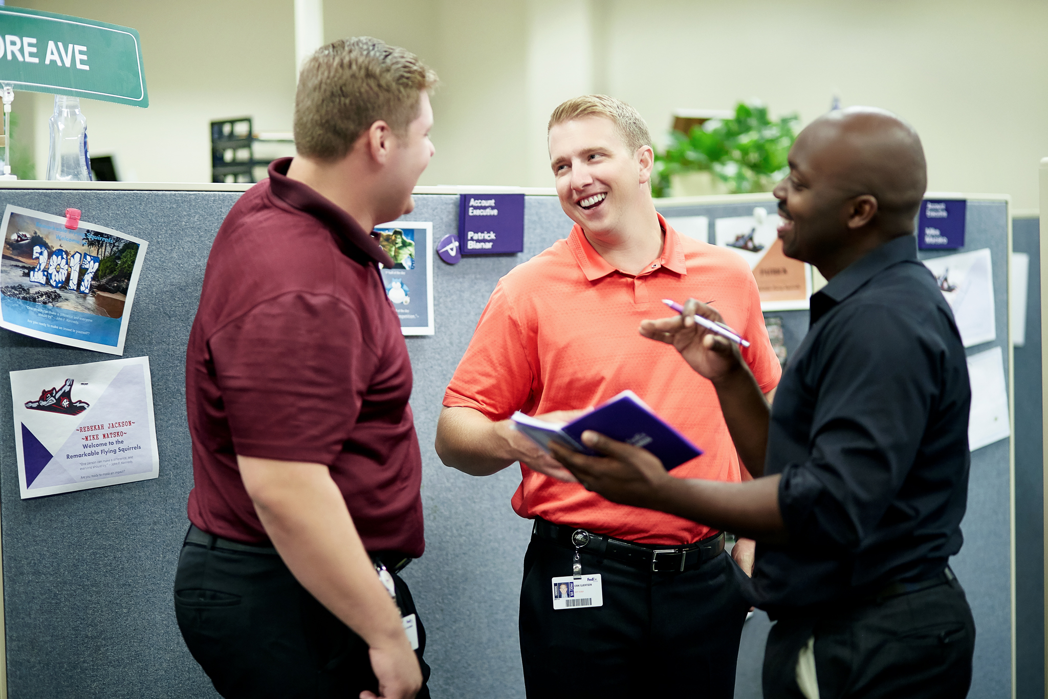 FedEx - Phoenix Office Lifestyle Photographer