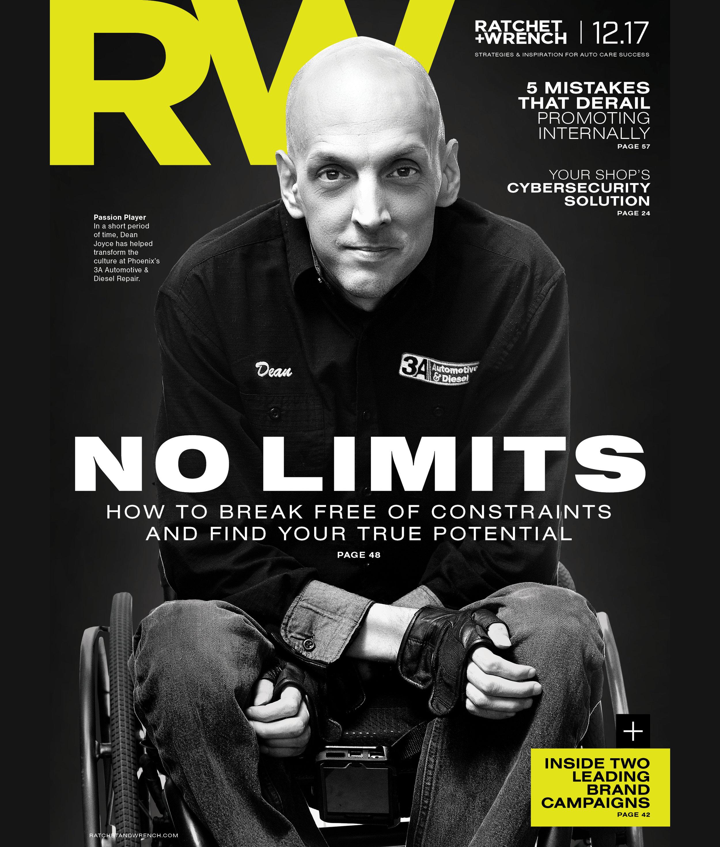 Magazine Cover Portrait Photographer