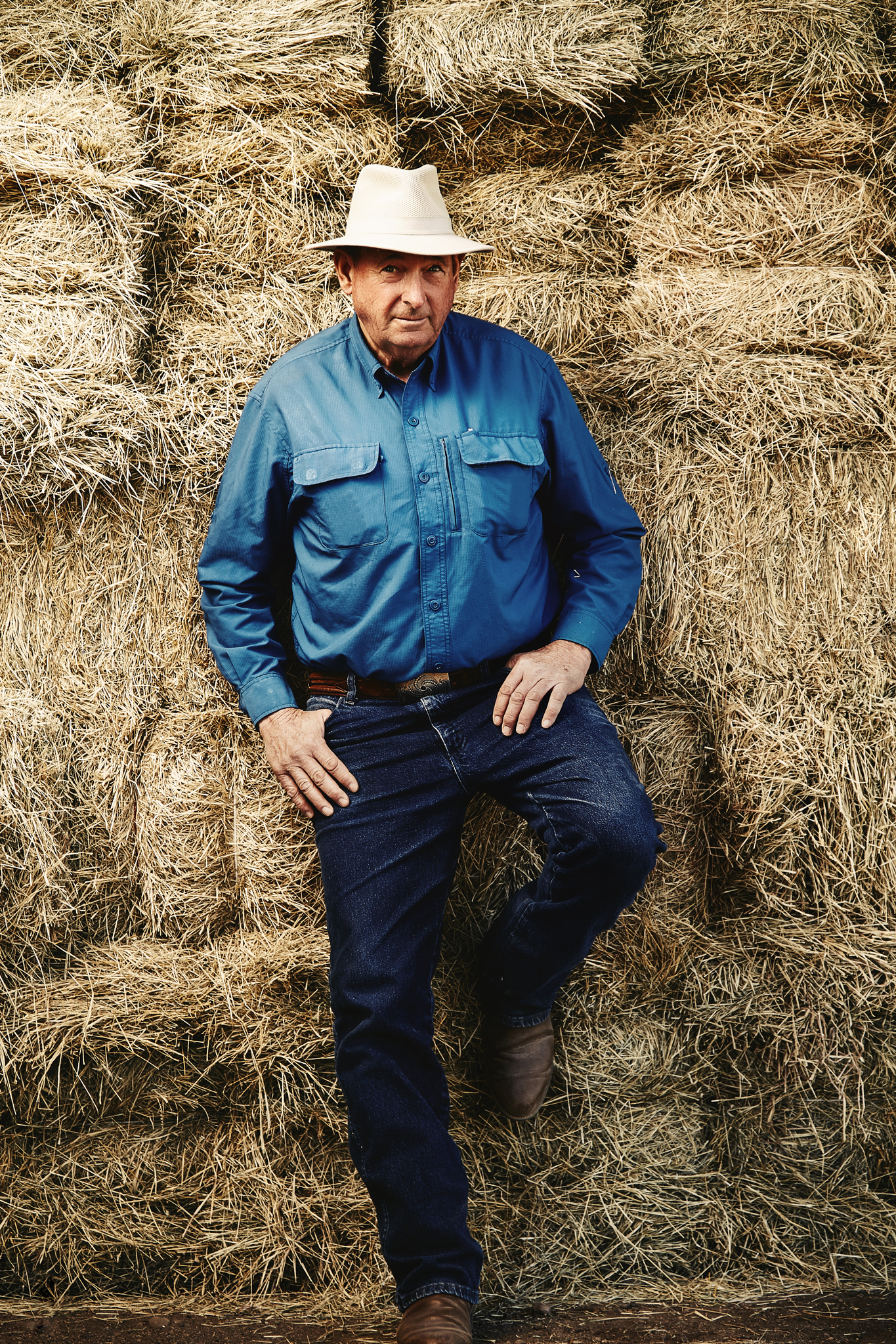 Phoenix Commercial Portrait Photographer - FarmLife Magazine