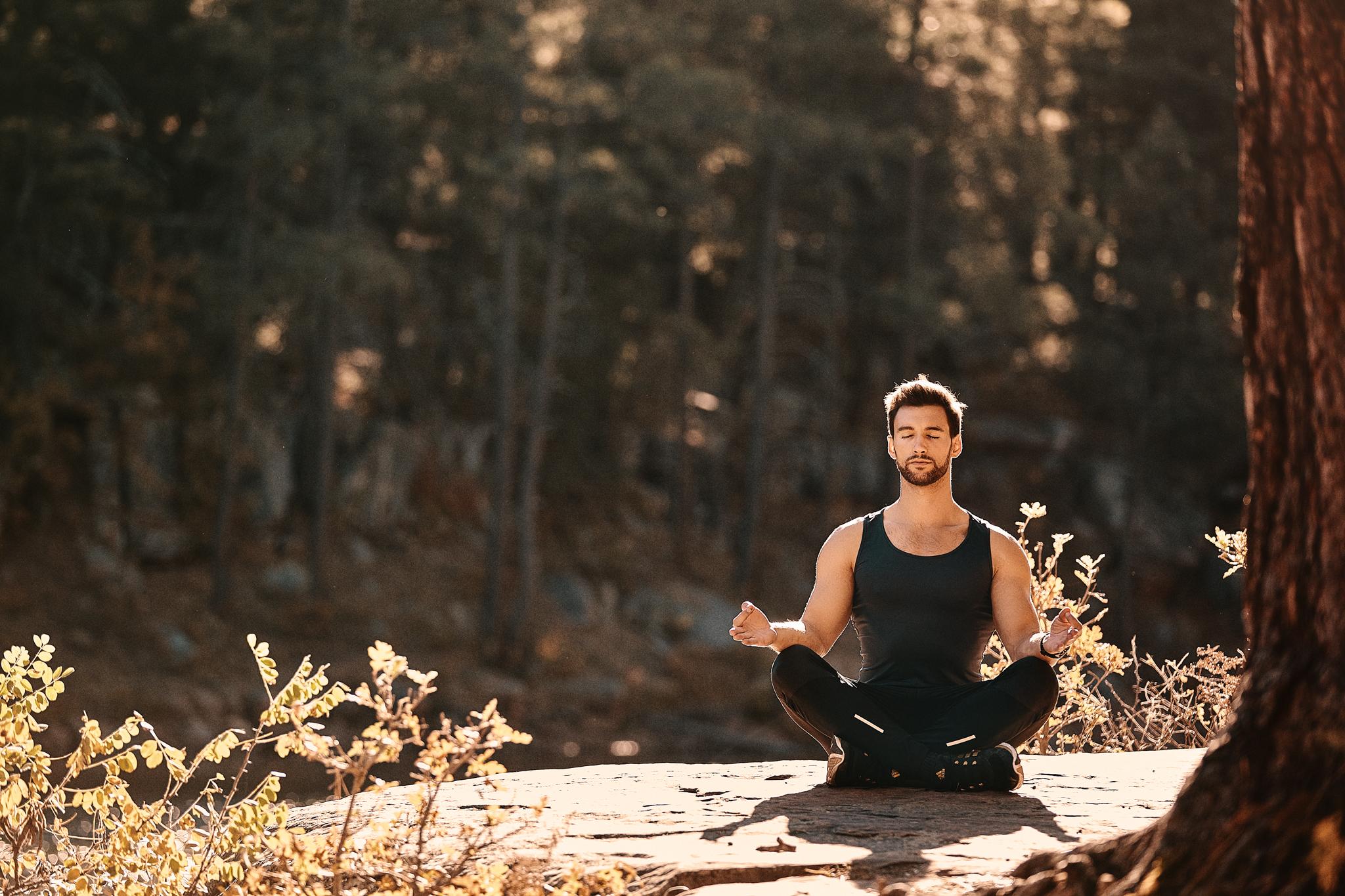 Outdoor Lifestyle Photogaphy - yoga